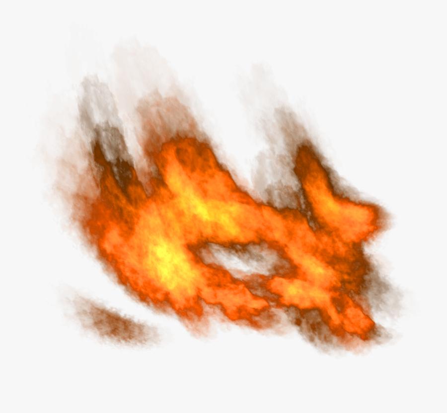 Fire Png By Dbszabo1 D517ql3 Min - Transparent Background Fire Burst Gif, Transparent Clipart
