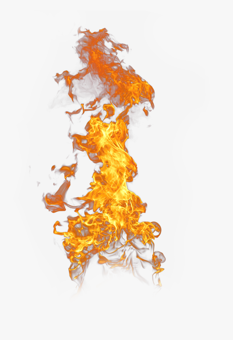 Flame Effect Free Clipart Hd Clipart - Fire Effect No Background, Transparent Clipart