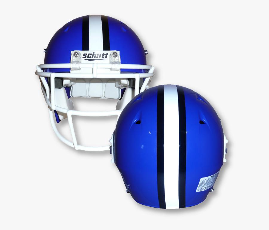 Single Colored Stripes - Football Helmet Decals Stripes, Transparent Clipart