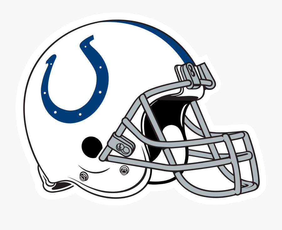 Colts Helmet Logo Png, Transparent Clipart