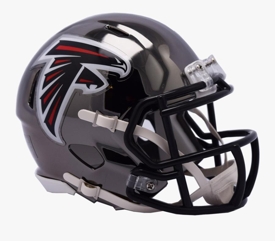 Clip Art Nfl Helmet Images - Falcons Helmet, Transparent Clipart