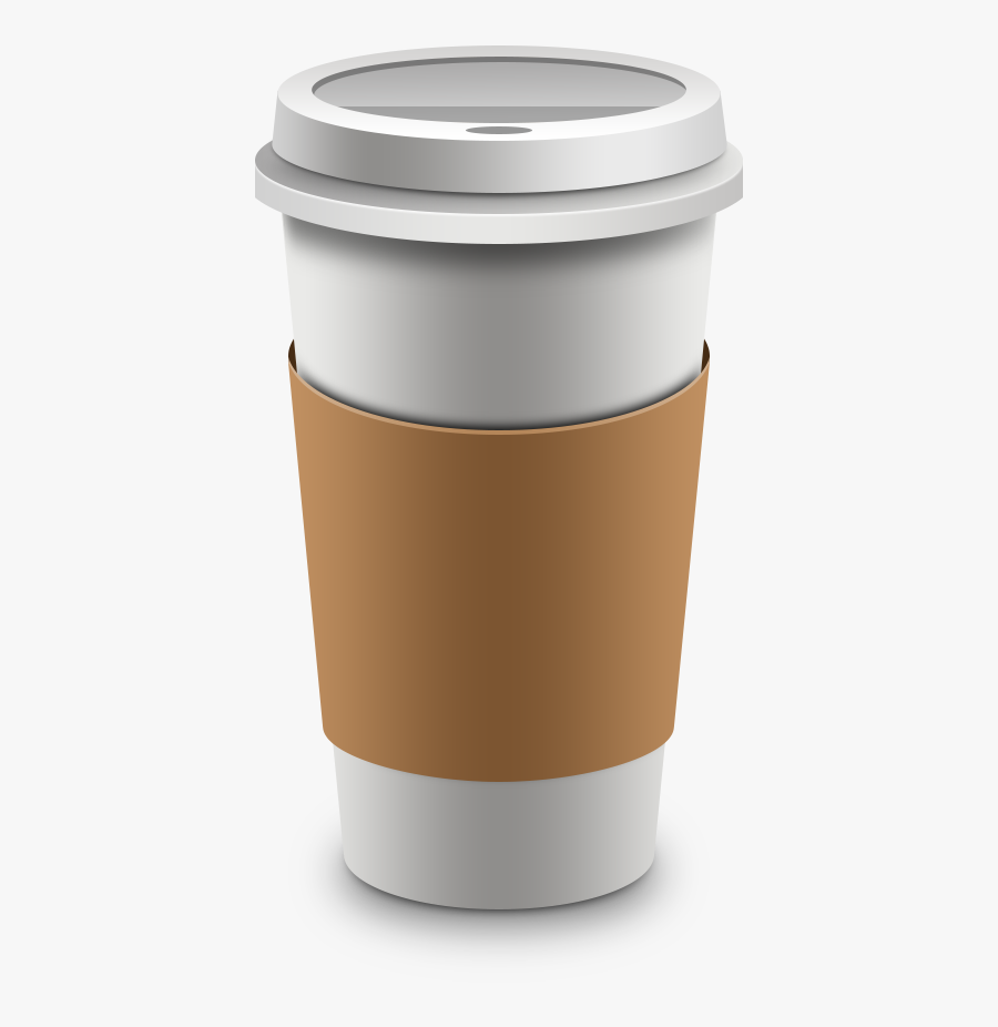 Coffee Cup Mug Drink - Transparent Background Coffee Cup Png, Transparent Clipart