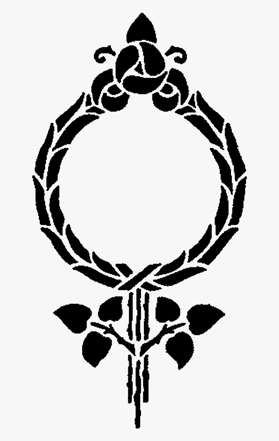 Digital Stamp Design Printable - Logo Frames Png, Transparent Clipart