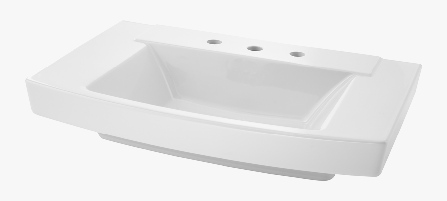Townsend Above Counter Sink With Widespread Center - Sink, Transparent Clipart