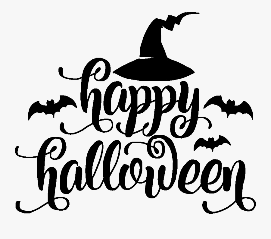 Happyhalloween Halloween Halloweenquotes Quotes Sayings Happy Halloween Svg Free Free Transparent Clipart Clipartkey