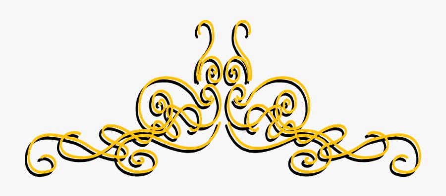 Gold Design Transparent Background Clipart , Png Download, Transparent Clipart