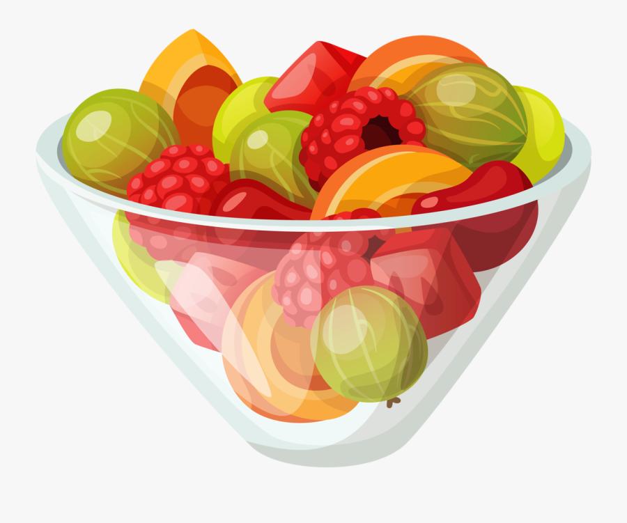 Fruit Salad Transparent Image - Fruit Salad Clipart Png, Transparent Clipart