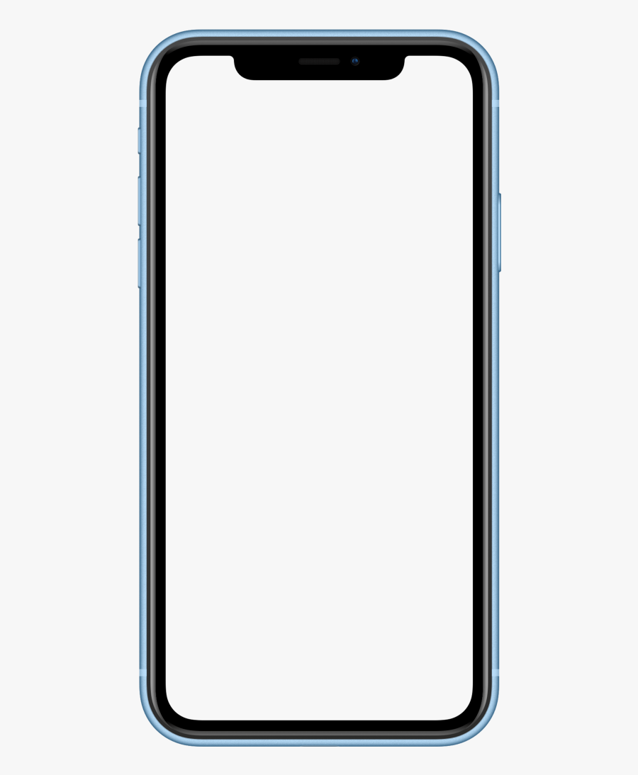 Phone Png Iphone - Blank Regulatory Sign, Transparent Clipart