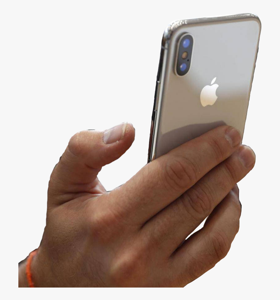 #onphone #texting #iphone #iphonex #phone #cellphone - Iphone X In 2020, Transparent Clipart