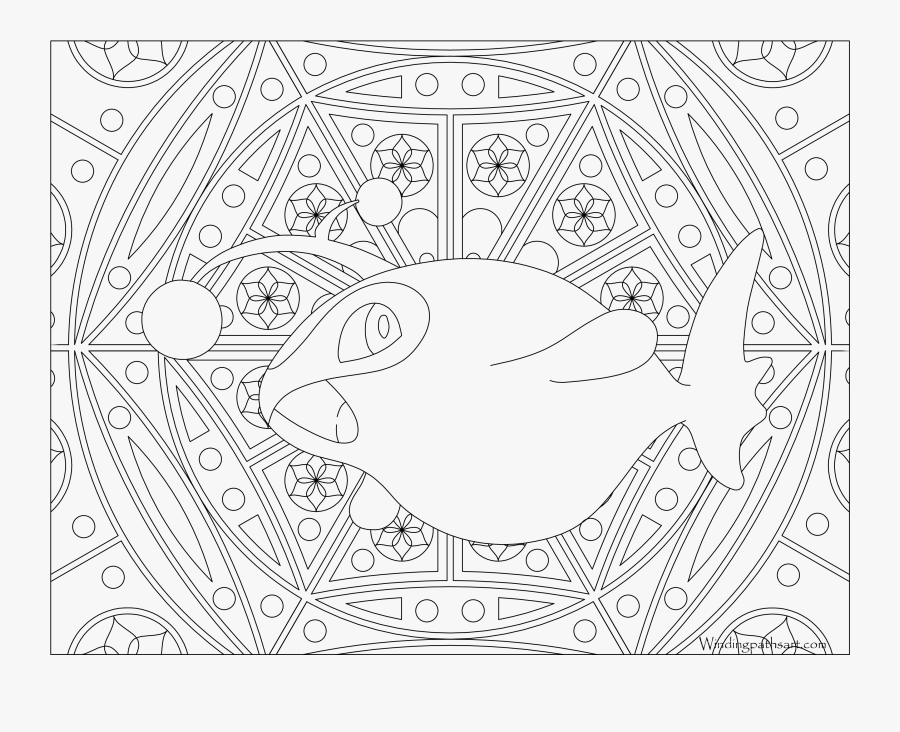 Transparent Noctowl Png - Pokemon Adult Coloring Pages, Transparent Clipart