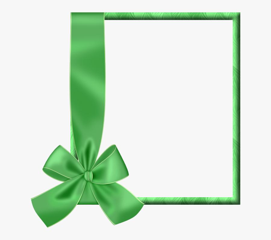 Green Ribbon Transparent Png, Transparent Clipart