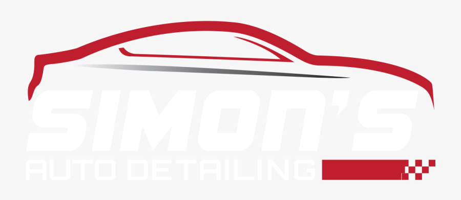 """Simon""""s Auto Detailing Logo - Auto Detailing Logo Png, Transparent Clipart"""
