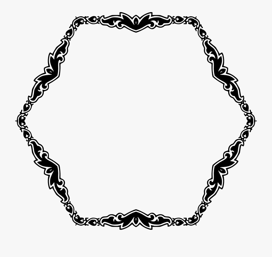 Art Deco Frame Png -this Free Icons Png Design Of Art - Circle, Transparent Clipart