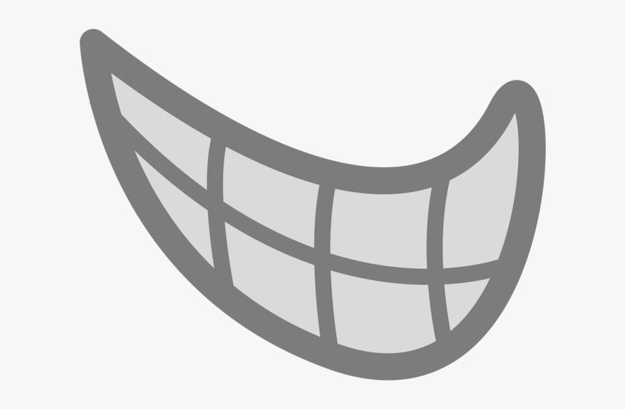 Angle,symbol,automotive Design - Mouth Grin Png, Transparent Clipart