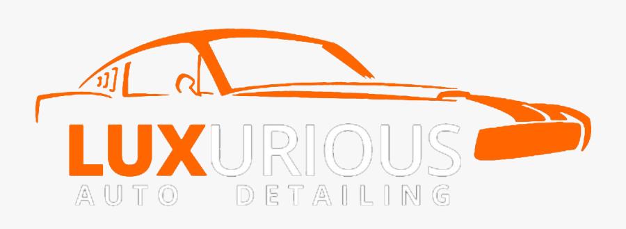 Luxurious Auto Detailing - Car Wash, Transparent Clipart