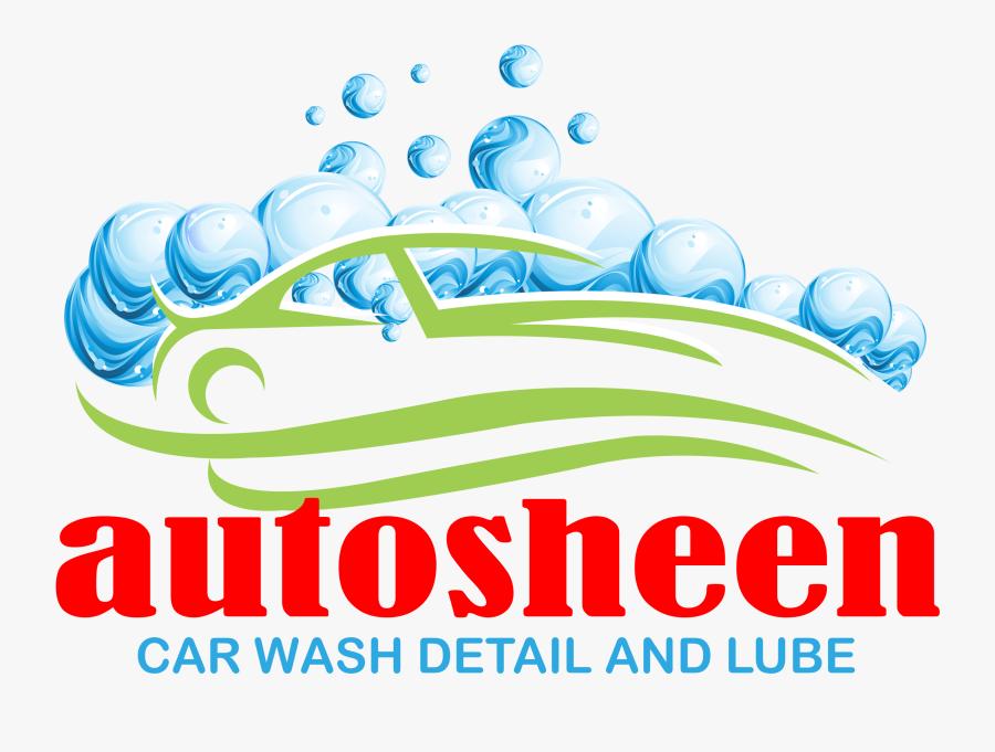 Autosheen - Vip Car Wash Clip Art, Transparent Clipart