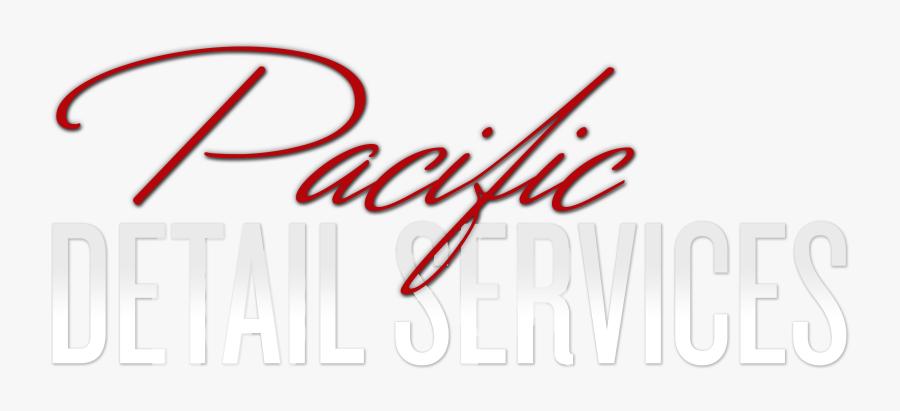 Bay Area & Monterey Premium Auto Detailing - Calligraphy, Transparent Clipart