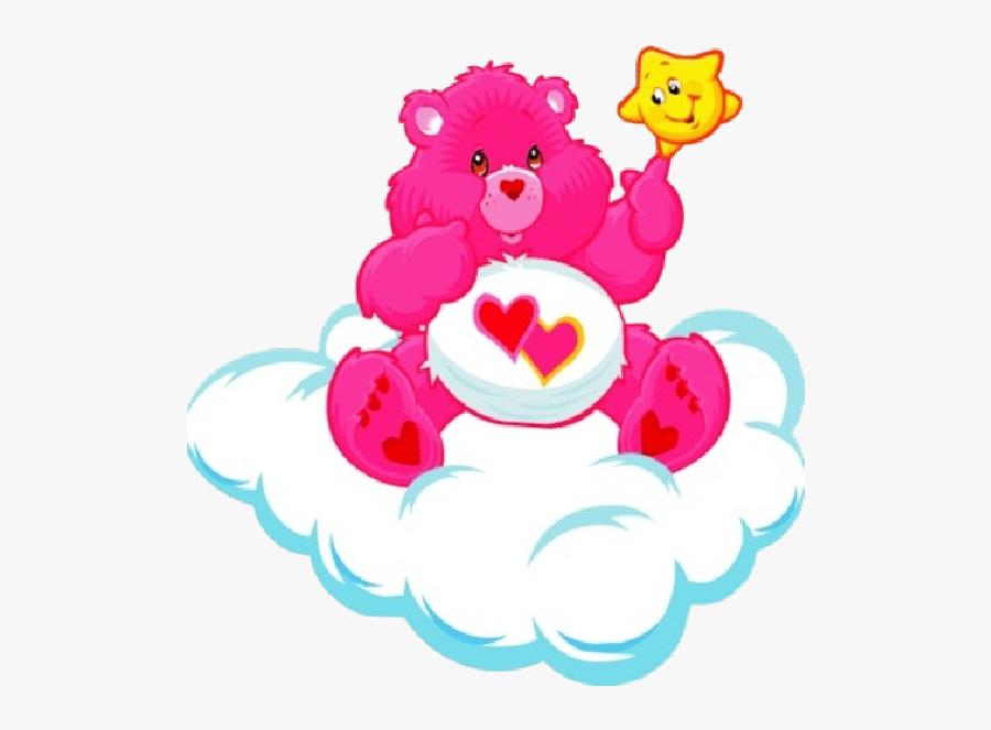 Care Bears Clip Art - Care Bears Love, Transparent Clipart
