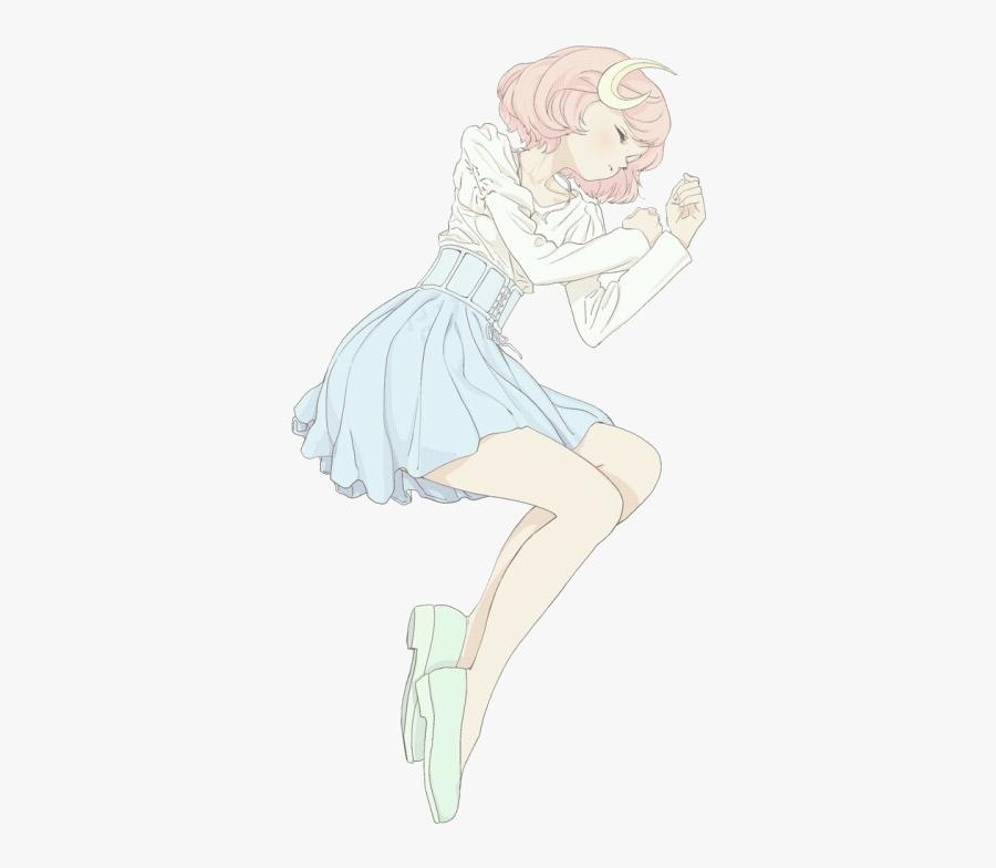 21+ Sleeping Anime Character Aesthetic Gif