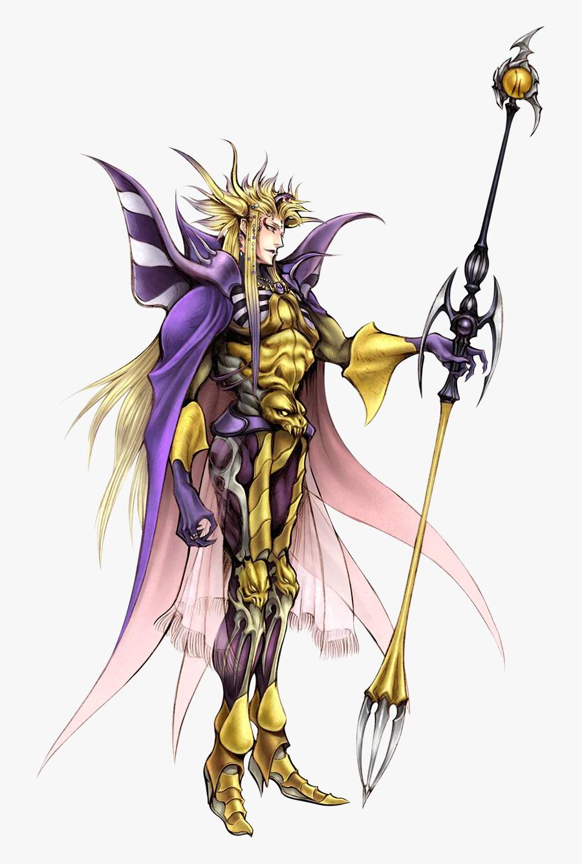 Clip Art Final Fantasy 2 Emperor - Final Fantasy Dissidia Emperor, Transparent Clipart
