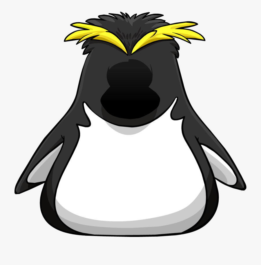 Rockhopper Penguin King Penguin Clipart - Club Penguin Costumes, Transparent Clipart