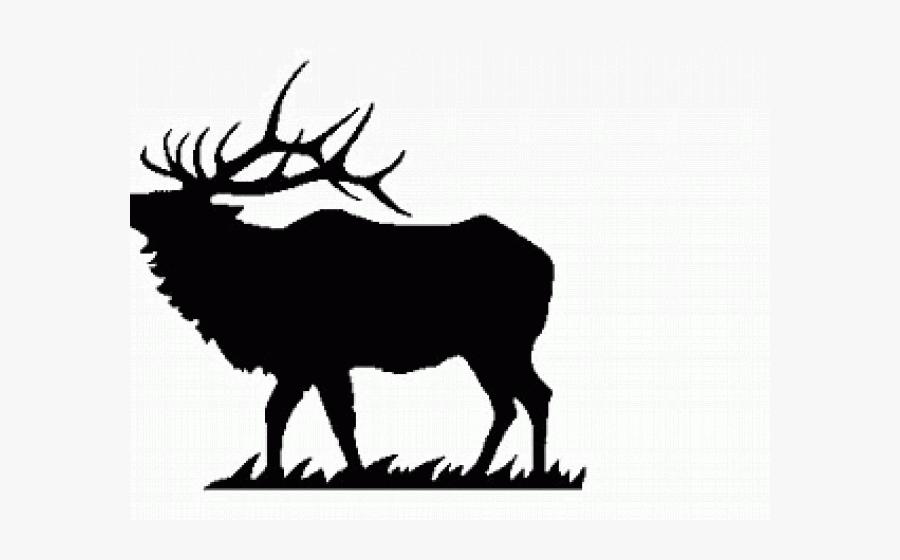 Jpg Free Stock Elk Clipart - Elk Design, Transparent Clipart