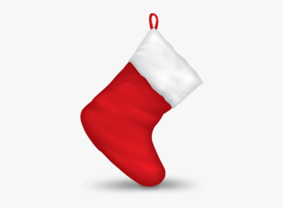 Clipart Socks Xmas - Christmas Stocking, Transparent Clipart