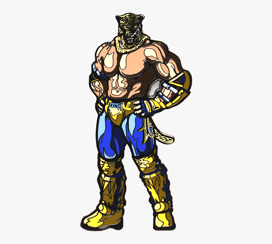 King Tekken 7 Art Free Transparent Clipart Clipartkey