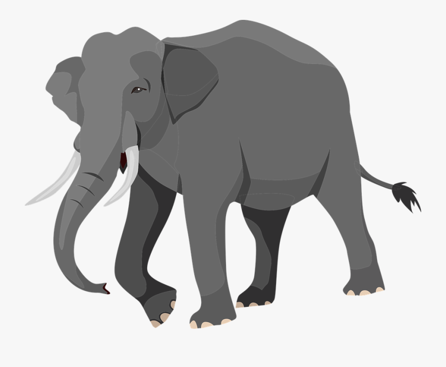 Gajah Png Free Transparent Clipart Clipartkey