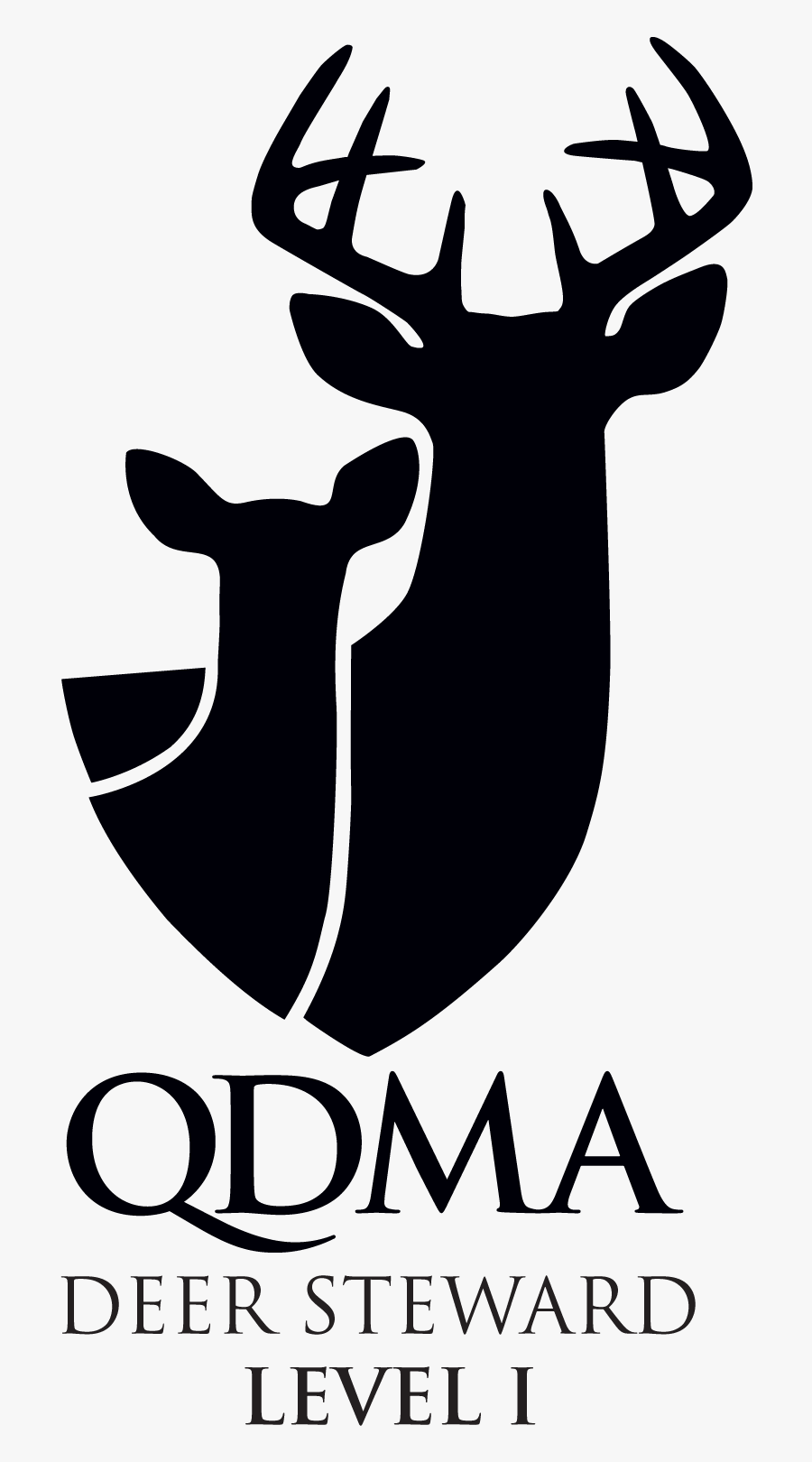 Qdma Deer Steward Level - Qdma Deer Steward Level 1, Transparent Clipart