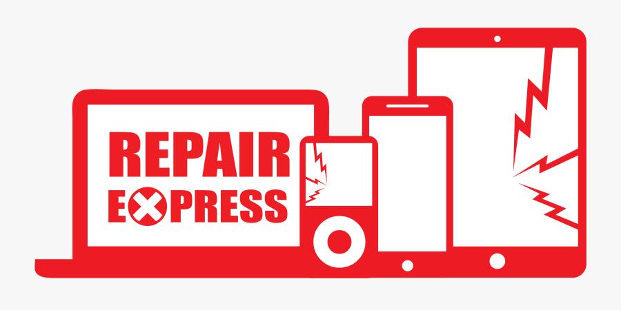 Repair Express Ipad Iphone Samsung Apple Laptop Computer - Cesco Celaya, Transparent Clipart