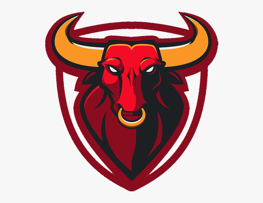 Pb Shield Trans - Pueblo Bulls Logo, Transparent Clipart