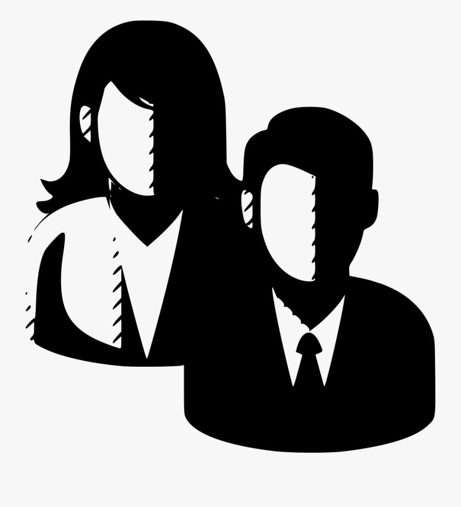 Transparent People Group Png - Portable Network Graphics, Transparent Clipart