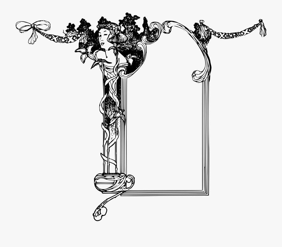 Goddess Frame - Goddess Frame Png, Transparent Clipart