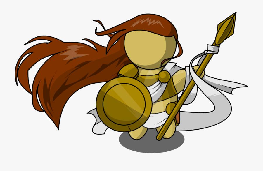 Free To Use &amp, Public Domain Religious Clip Art - Clip Art Goddess Athena, Transparent Clipart