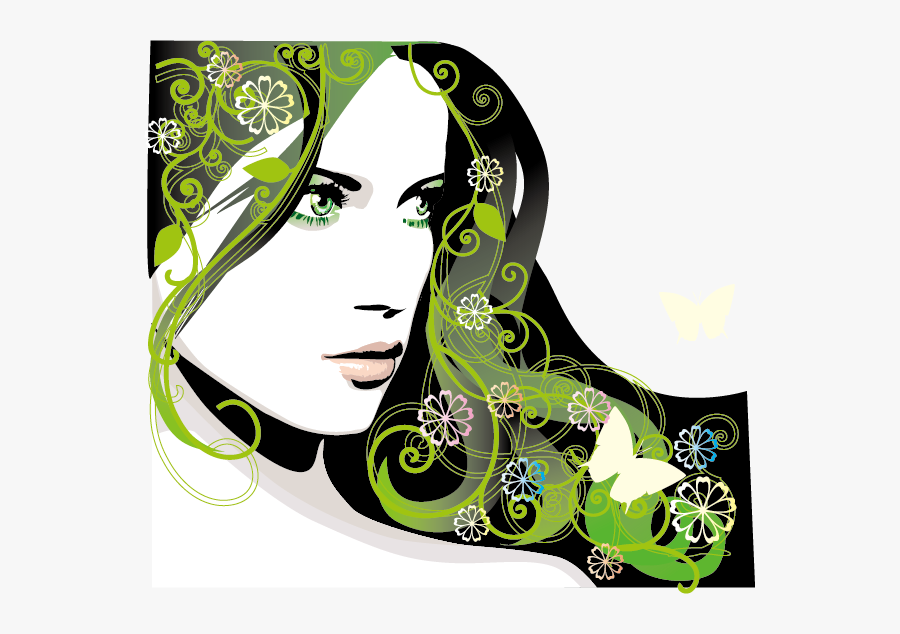 Clip Art Green Goddess Collective - Sustainable Cosmetics Summit, Transparent Clipart