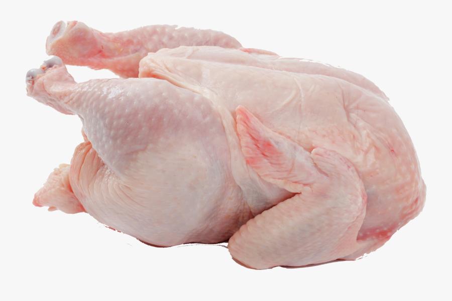 Chicken Meat - Fresh Chicken Meat, Transparent Clipart