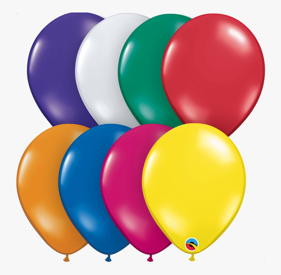 Party Balloons Clipart , Png Download - Balloon, Transparent Clipart
