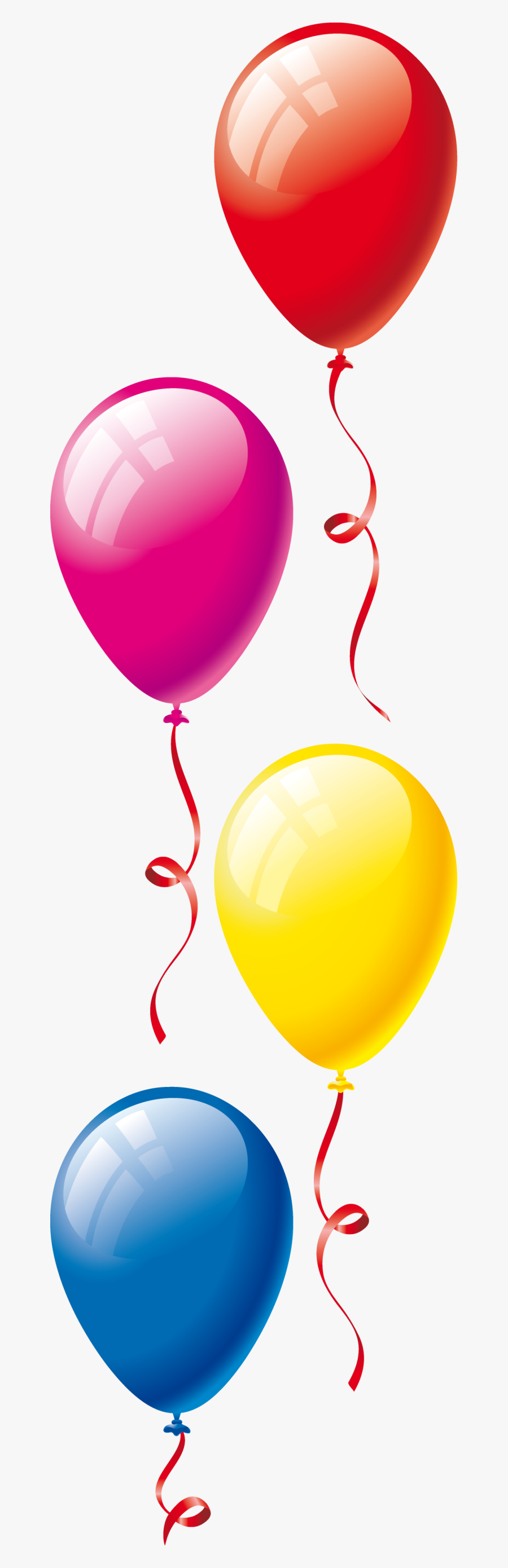 Party Balloon Toy Ballons Birthday Free Png Hq - Birthday Balloons Clipart, Transparent Clipart