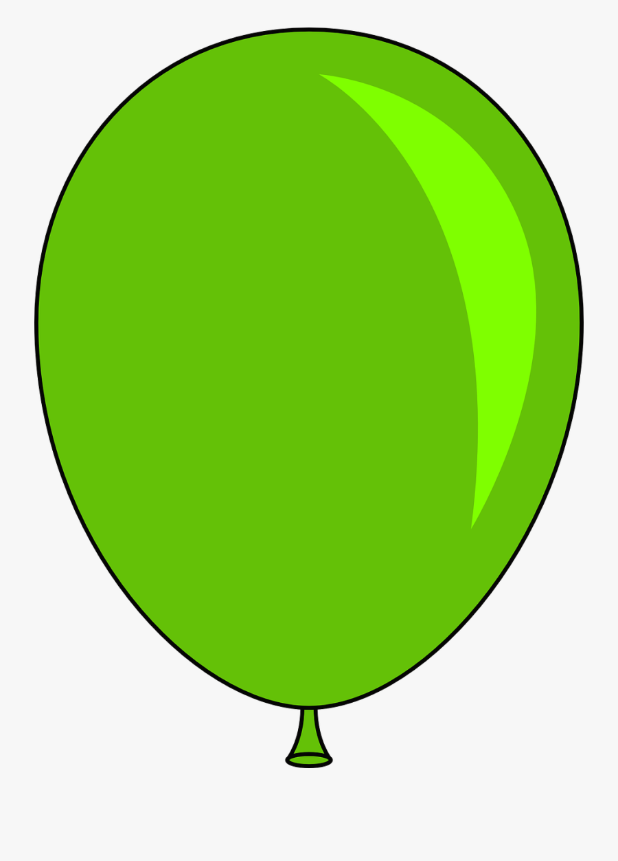 Transparent Birthday Party Balloons Clipart - Smpn 2 Katapang, Transparent Clipart