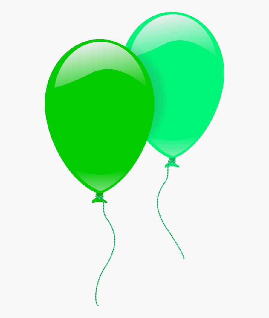 Transparent Balloons Vector Png - Clip Art 2 Objects, Transparent Clipart
