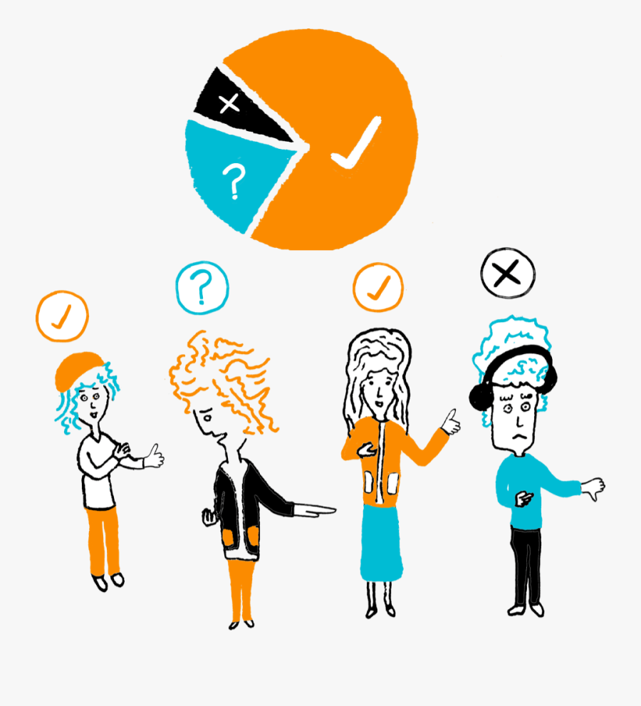Loomio Better Decisions Together - Group Decision Making Png, Transparent Clipart