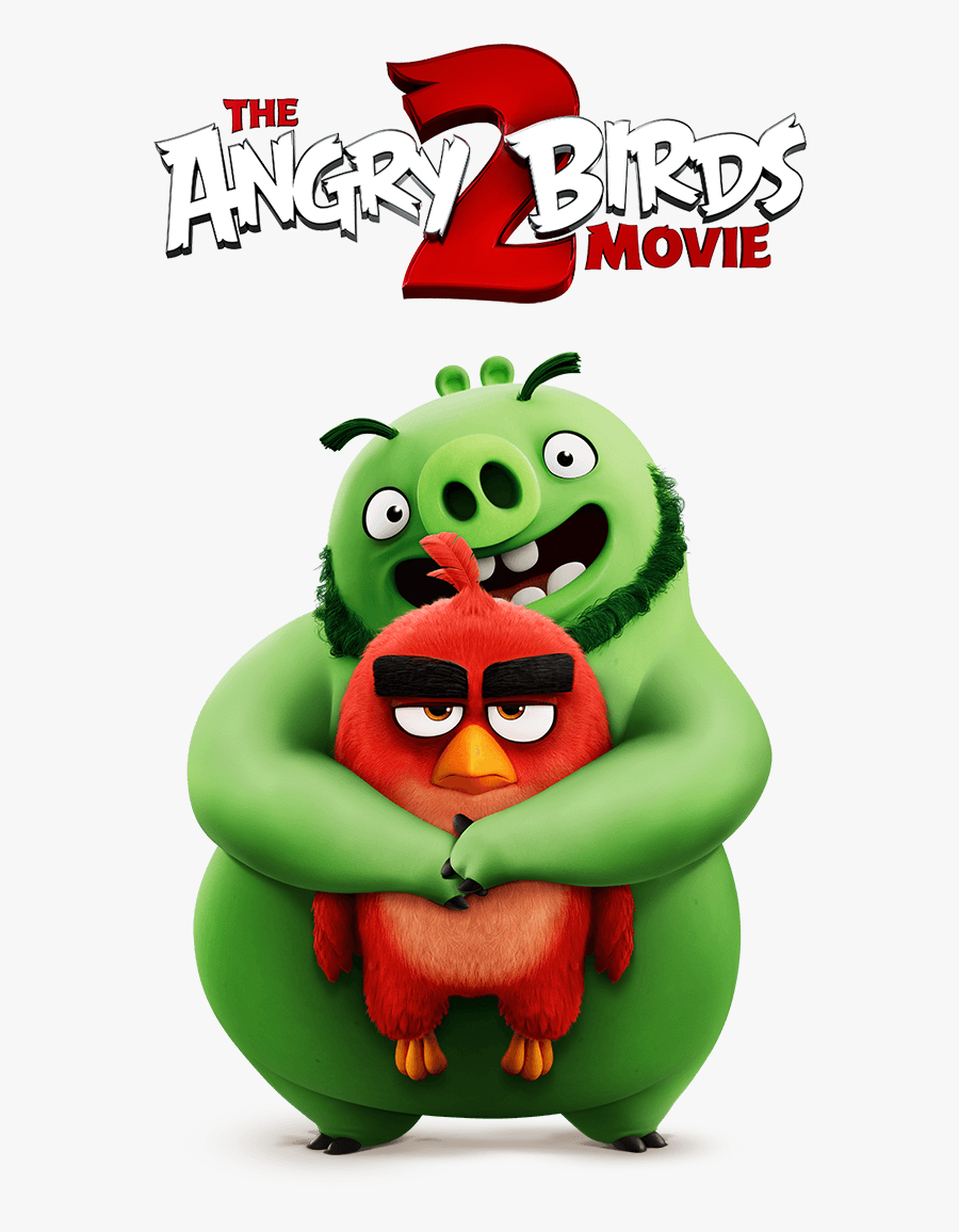 Rovio Com - Angry Birds 2 Movie, Transparent Clipart