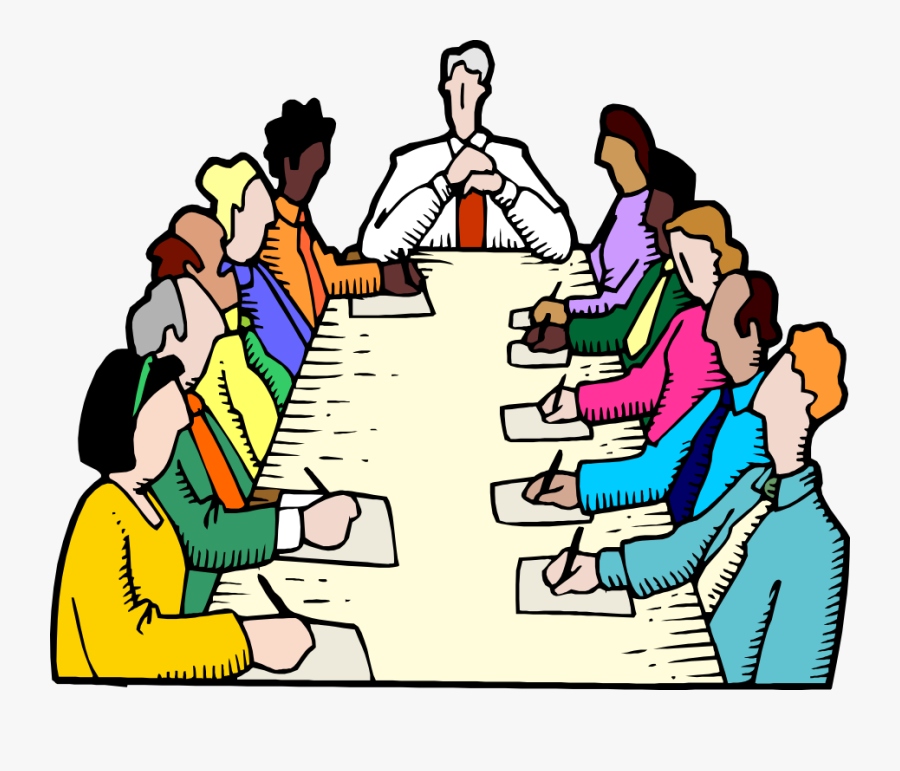Picture Library Download Organization Clipart Member - Free Cartoon Board Of Directors, Transparent Clipart