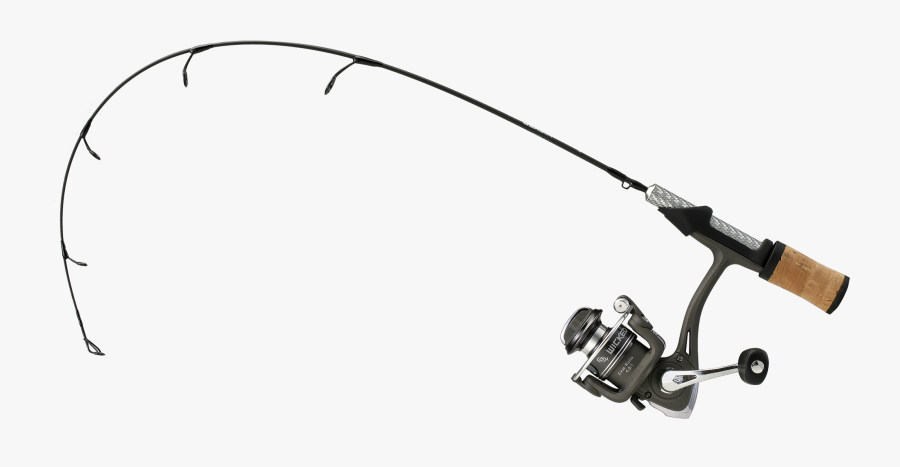 Fishing Rods Fishing Reels Ice Fishing Fisherman - Fishing Rod, Transparent Clipart