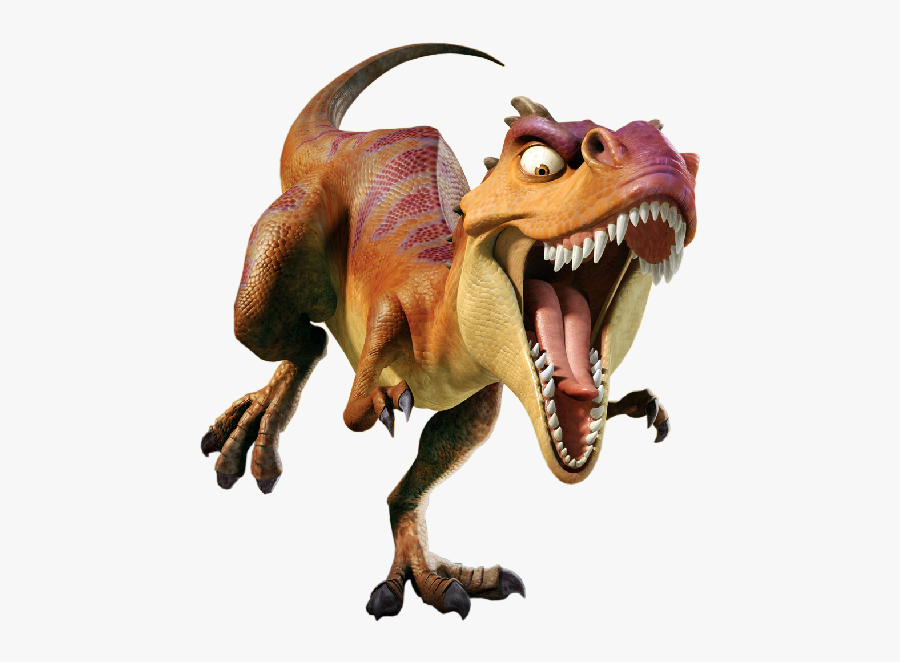 Momma Dino Ice Age Dawn Of The Dinosaur, Transparent Clipart