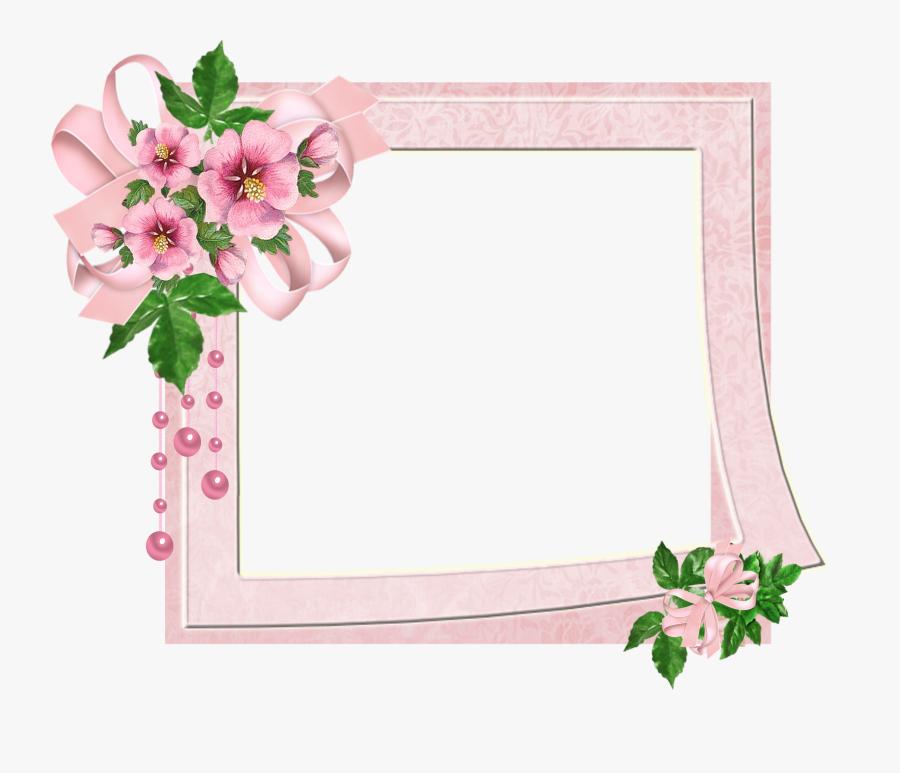 Красивые Рамки Для Поздравлений С Днем Рождения, Transparent Clipart