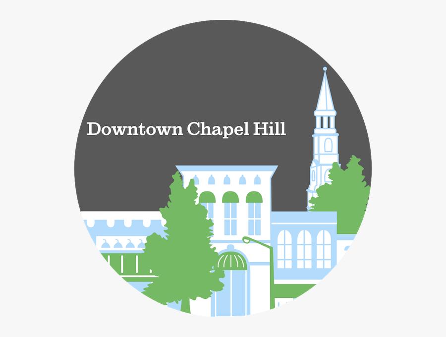Clip Art Welcome Downtown Chapel Hill - Chapel Hill Downtown Partnership, Transparent Clipart