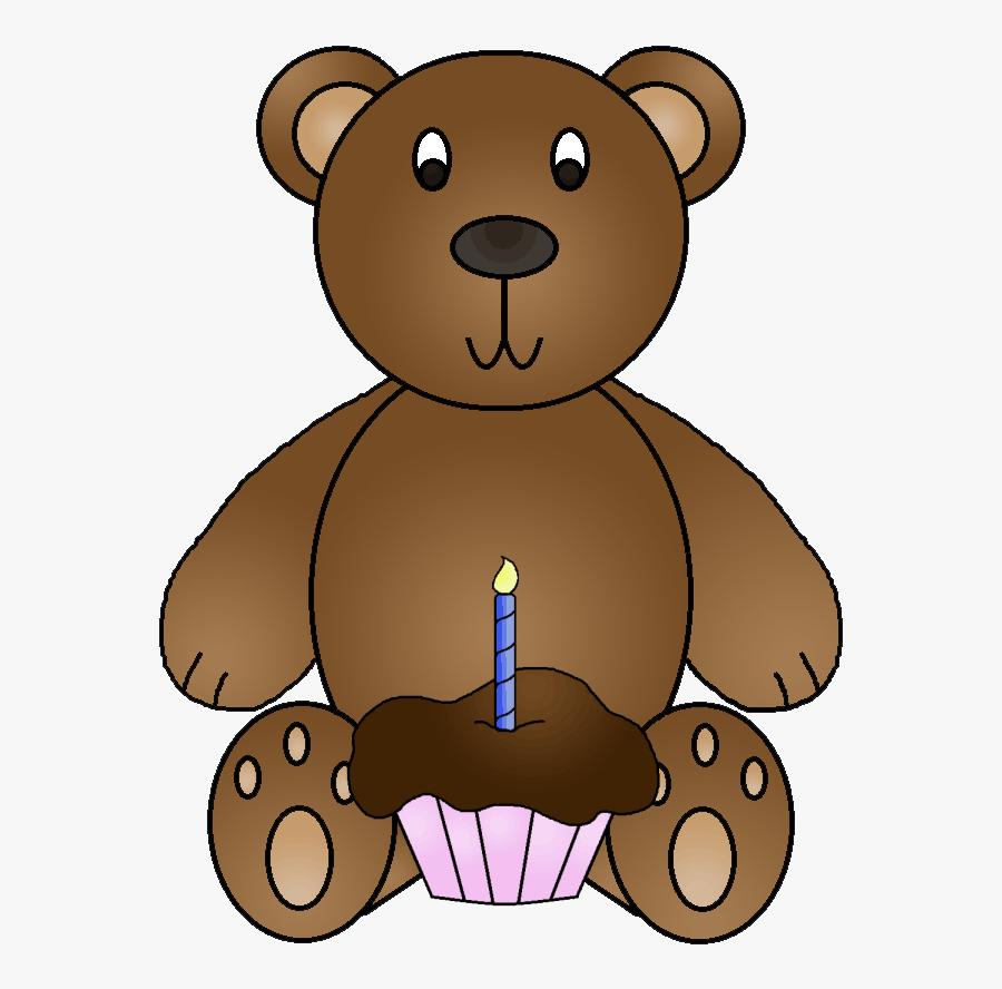 Transparent Eric Carle Brown Bear Clipart - Goldilocks And The Three Bears Baby Bear, Transparent Clipart