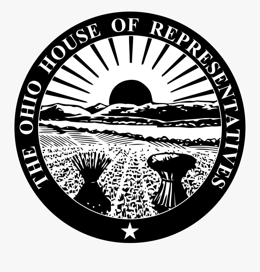 Ohio House Of Representatives - Supreme Court Of Ohio Logo, Transparent Clipart
